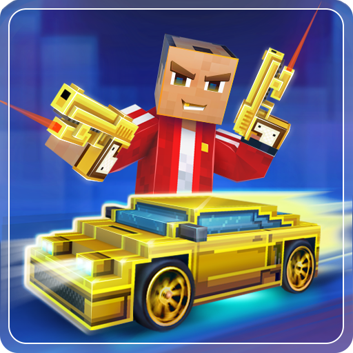 Block City Wars Pixel Shooter with Battle Royale 7.1.4 APK MOD Free Download