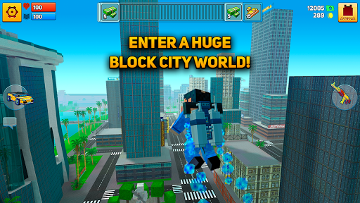 Block City Wars Pixel Shooter with Battle Royale 7.1.4 cheat screenshots 2