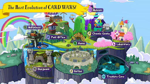 Card Wars Kingdom 1.0.10 cheat screenshots 1