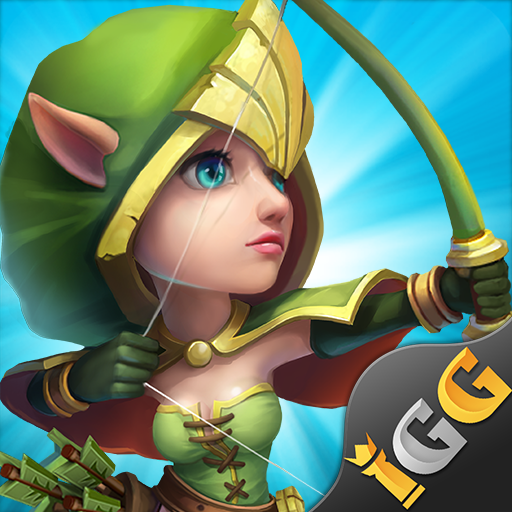 Castle Clash Heroes of the Empire US 1.6.11 APK MOD Free Download
