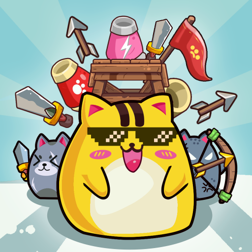 Cat'n'Robot: Idle Defense – Cute Castle TD PVP 2.0.3 APK MOD Free Download