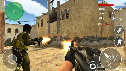 Counter Terrorist Shoot 3.0 cheat screenshots 2