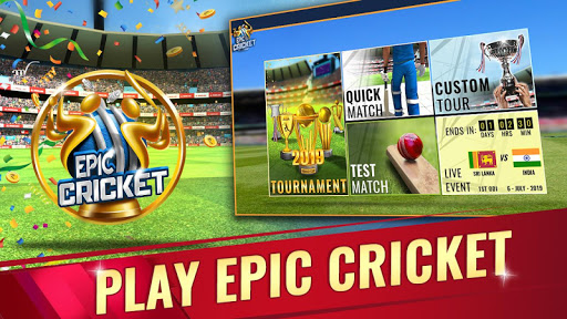 Epic Cricket – Best Cricket Simulator 3D Game 2.65 cheat screenshots 1