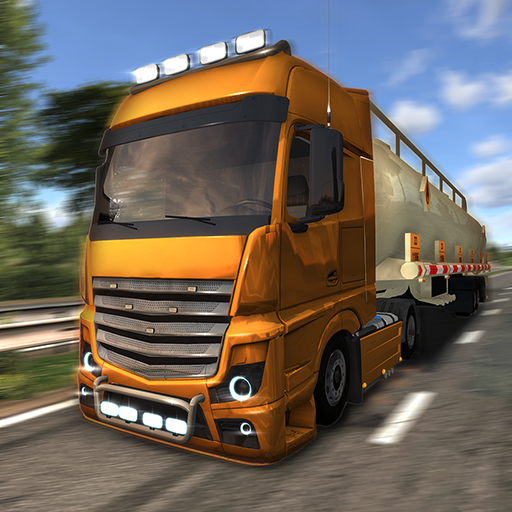 Euro Truck Evolution Simulator 3.1 APK MOD Download