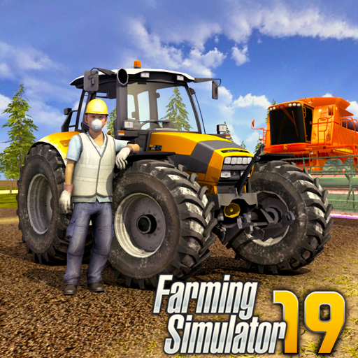 Farming Simulator 19 Real Tractor Farming Game 1.1 APK MOD Free Download