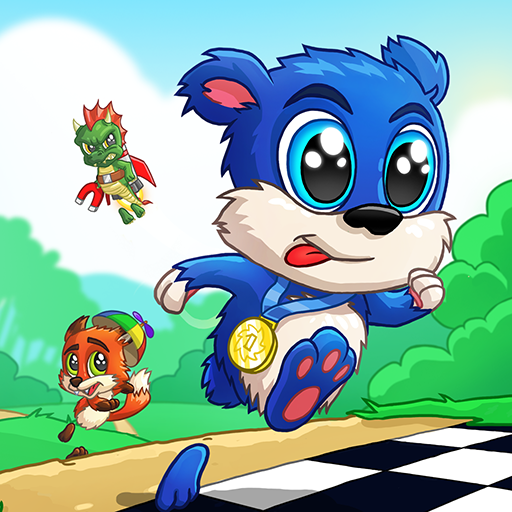 Fun Run 3 – Multiplayer Games 2.16.3 APK MOD Free Download