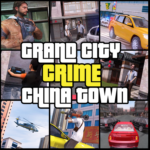 Grand City Crime China Town Auto Mafia Gangster 1.1 APK MOD Download
