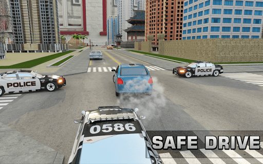 Grand City Crime China Town Auto Mafia Gangster 1.1 cheat screenshots 2