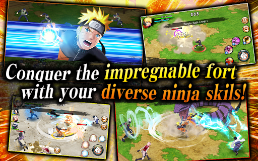 NARUTO X BORUTO NINJA VOLTAGE 3.1.0 cheat screenshots 2