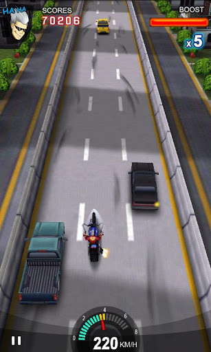 Racing Moto 1.2.13 cheat screenshots 1