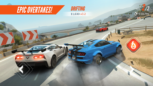 Rebel Racing 0.50.5530 cheat screenshots 1