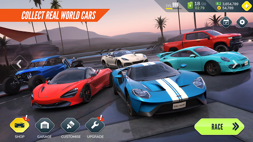 Rebel Racing 0.50.5530 cheat screenshots 2