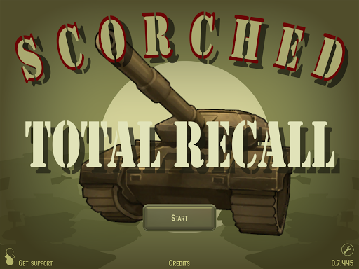 Scorched Total Recall 1.4 cheat screenshots 1