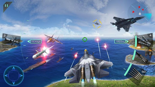 Sky Fighters 3D 1.5 cheat screenshots 1