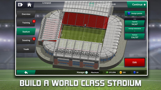 Soccer Manager 2019 – Top Football Management Game 1.2.9 cheat screenshots 2