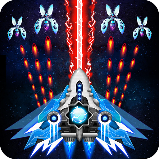 Space Shooter Galaxy Attack 1.352 APK MOD Download
