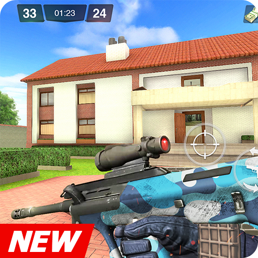 Special Ops FPS PvP War-Online gun shooting games 1.96 APK MOD Free Download