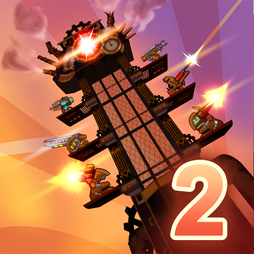 Steampunk Tower 2 The One Tower Defense Game 1.0.3 APK MOD Free Download