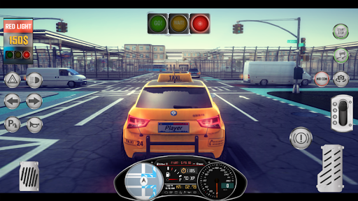 Taxi Revolution Sim 2019 0.0.3 cheat screenshots 1