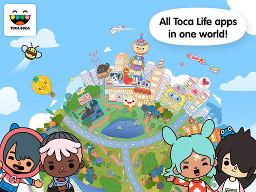 Toca Life World 1.9 cheat screenshots 2