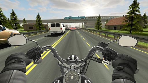 Traffic Rider 1.61 cheat screenshots 1