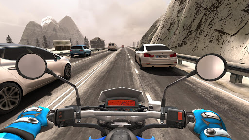Traffic Rider 1.61 cheat screenshots 2