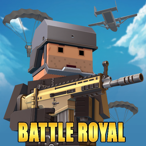 URB: Last Pixels Battle Royale 1.3.1 APK MOD Free Download