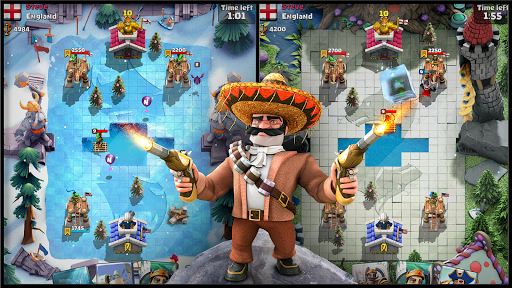 United Legends – Defend your Country 2.4.6 cheat screenshots 1