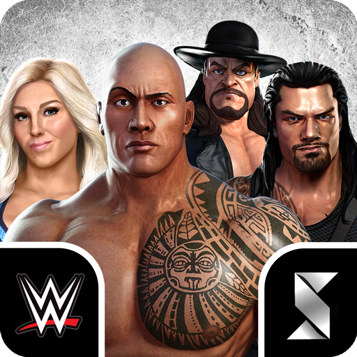 WWE Champions 2019 0.377 APK MOD Free Download