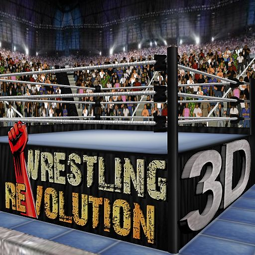 Wrestling Revolution 3D 1.656 APK MOD Download