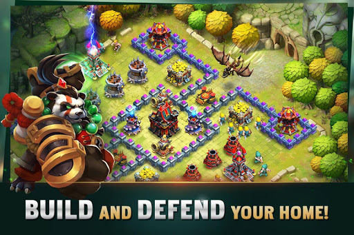 Clash of Lords Guild Castle 1.0.444 cheat screenshots 1