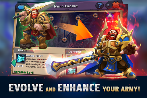 Clash of Lords Guild Castle 1.0.444 cheat screenshots 2