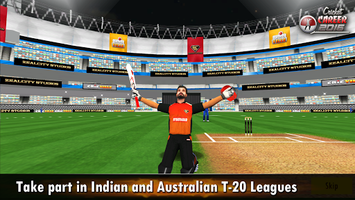 Cricket Career 2016 3.3 cheat screenshots 2