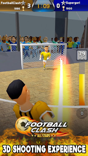 Football Clash All Stars 2.0.15s cheat screenshots 1