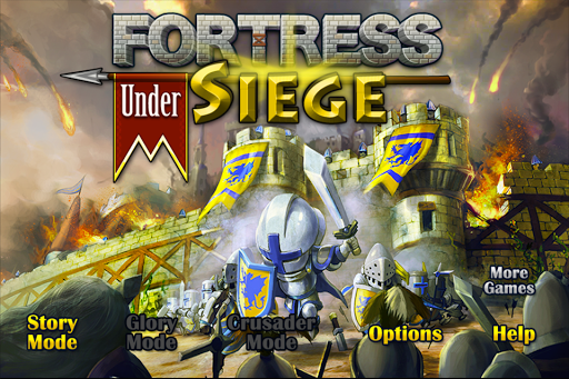 Fortress Under Siege HD 1.2.4 cheat screenshots 1