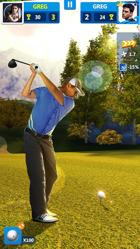 Golf Master 3D 1.7.0 cheat screenshots 1