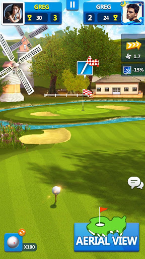 Golf Master 3D 1.7.0 cheat screenshots 2