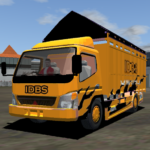 IDBS Indonesia Truck Simulator 3.0 APK MOD Free Download