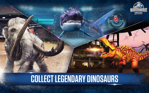 Jurassic World The Game 1.36.11 cheat screenshots 2