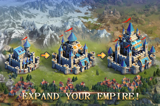 Kingdoms Mobile – Total Clash 1.1.167 cheat screenshots 2