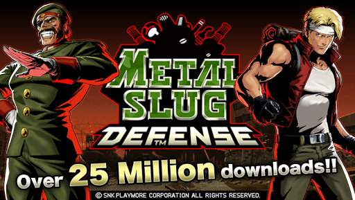 METAL SLUG DEFENSE 1.46.0 cheat screenshots 1