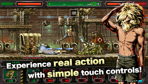 METAL SLUG DEFENSE 1.46.0 cheat screenshots 2
