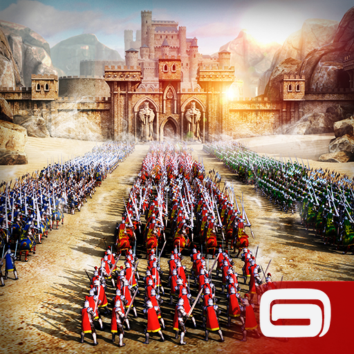 March of Empires: War of Lords 4.0.1b APK MOD Download