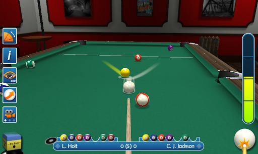 Pro Pool 2019 1.33 cheat screenshots 1