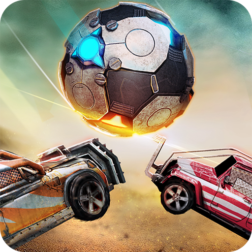 Rocket Car Ball 1.8 APK MOD Free Download