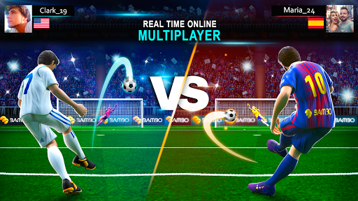 Shoot Goal Football Stars Soccer Games 2019 4.2.2 cheat screenshots 1