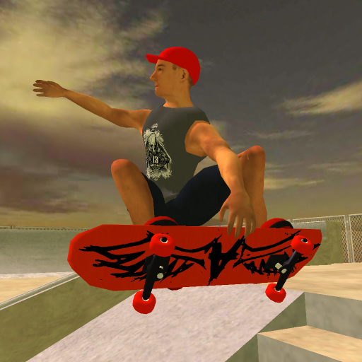 Skating Freestyle Extreme 3D 1.59 APK MOD Free Download