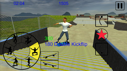 Skating Freestyle Extreme 3D 1.59 cheat screenshots 1