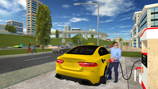 Taxi Game 2 2.1.1 cheat screenshots 2