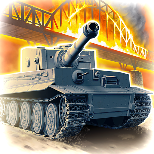 1944 Burning Bridges – a WW2 Strategy War Game 1.5.1 APK MOD Free Download
